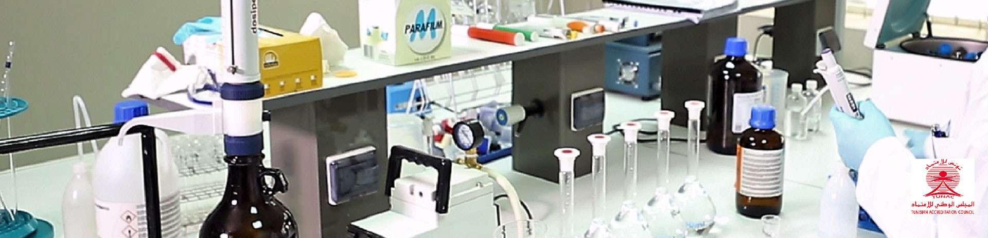 Laboratoire chimique
